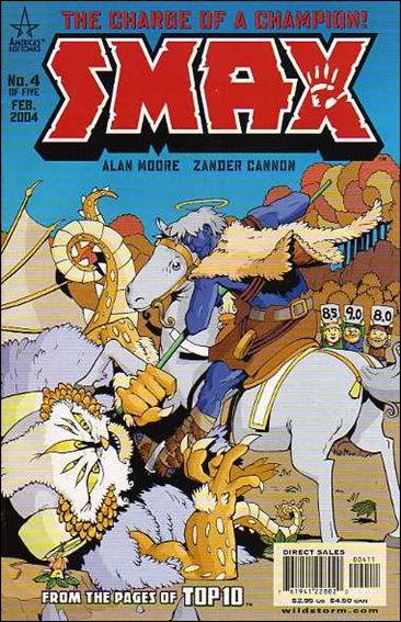 Smax 4-A by America's Best Comics