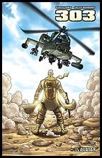 Garth Ennis' 303 3-A by Avatar Press