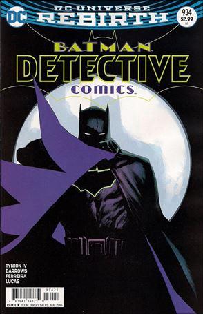 Detective Comics (1937) 934-B