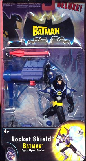 Batman (Deluxe Figures) Rocket Shield Batman by Mattel
