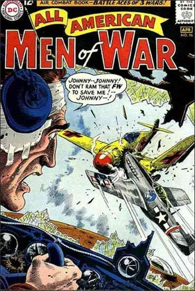 All-American Men of War 96-A by DC