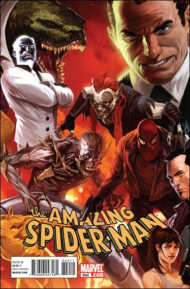 Amazing Spider-Man (1963) 644-A by Marvel