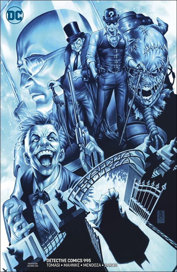 Detective Comics (1937) 995-B by DC