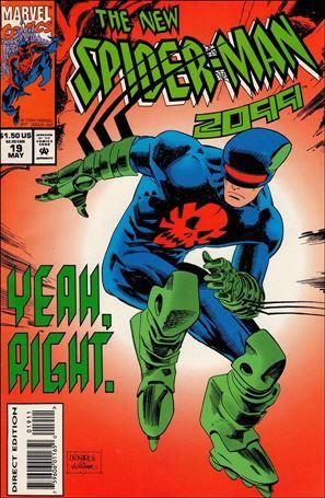 Spider-Man 2099 (1992) 19-A