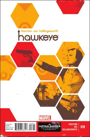 Hawkeye (2012) 18-A by Marvel