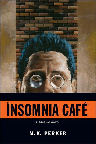 Insomnia Cafe 1-A by Dark Horse
