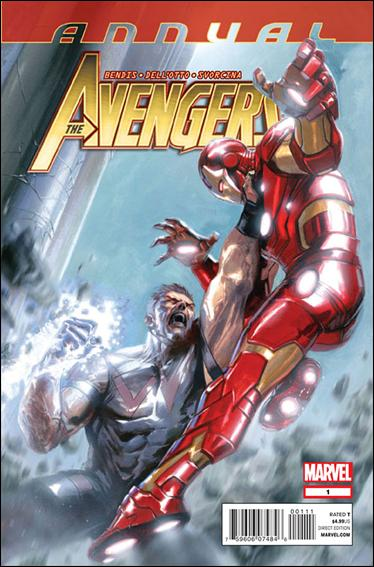 Avengers Annual '1'-A by Marvel
