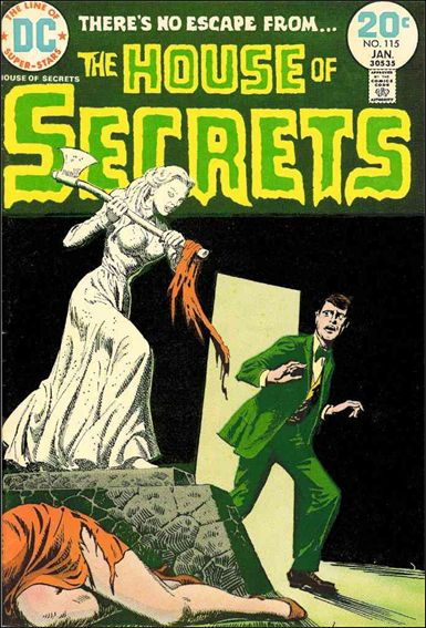 House of Secrets (1956) 115-A by DC
