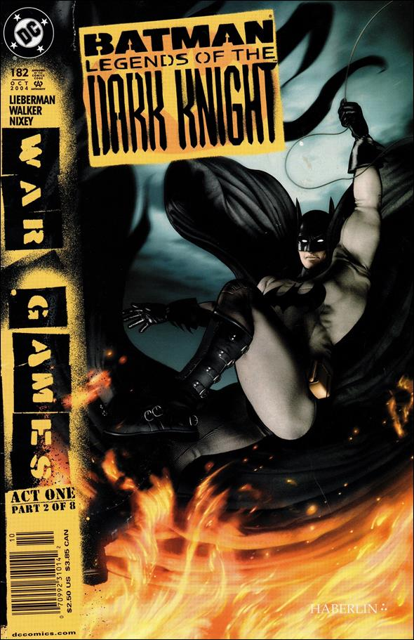 Batman: Legends of the Dark Knight 182-A by DC
