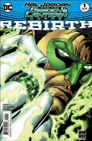Hal Jordan and the Green Lantern Corps: Rebirth 1-A