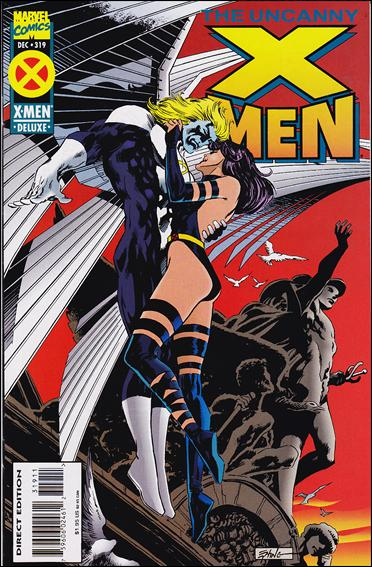 Uncanny X-Men (1981) 319-A by Marvel