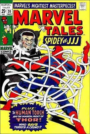Marvel Tales (1966) 20-A