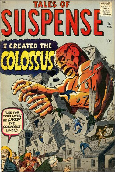 Tales of Suspense (1959) 14-A by Marvel