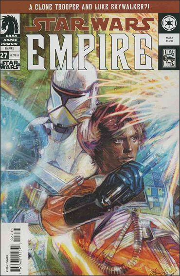 Star Wars: Empire 27-A by Dark Horse