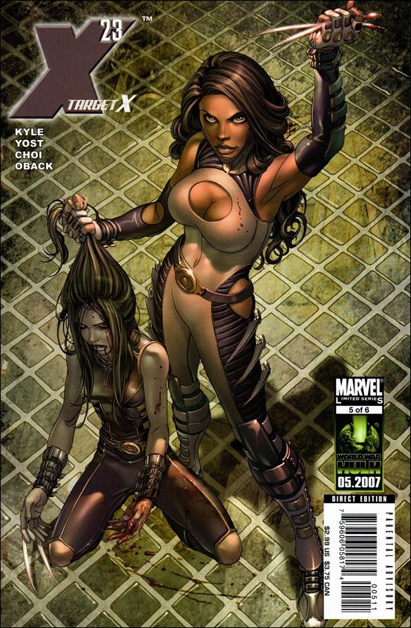 X-23: Target X 5-A by Marvel