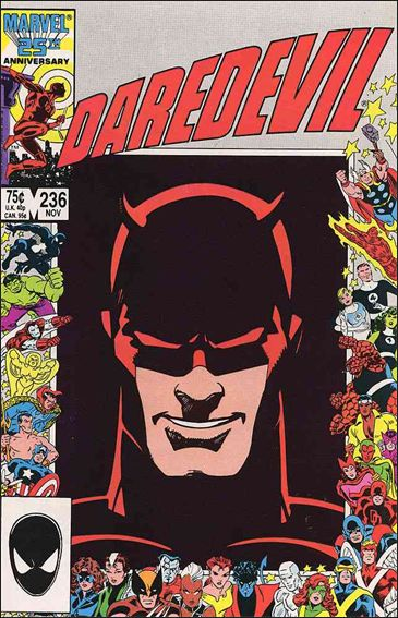 Daredevil (1964) 236-A by Marvel