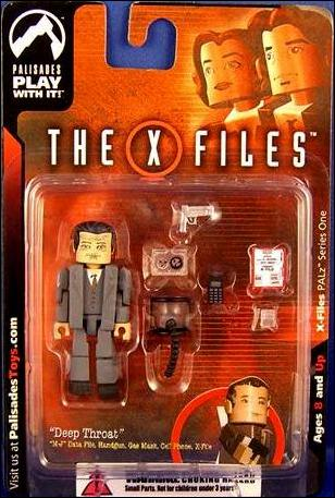 Opinion you the x files toy deep throat was mistake You