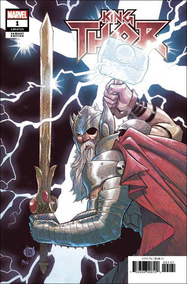 King Thor 1-D by Marvel
