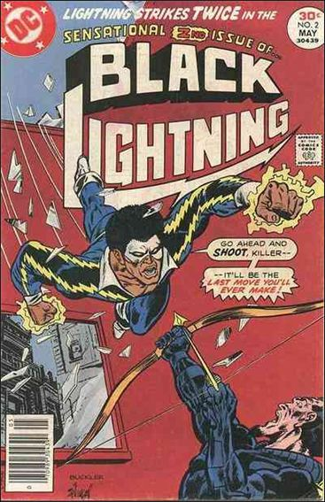 Black Lightning (1977) 2-A by DC