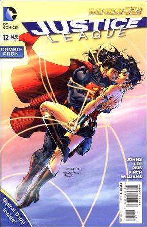 Justice League (2011) 12-C by DC