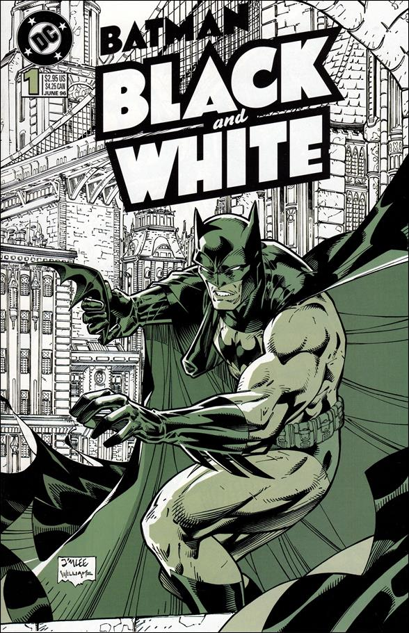 Batman Black and White 1-A by DC