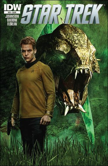 Star Trek (2011) 24-A by IDW
