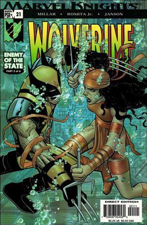 Wolverine (2003)  21-A