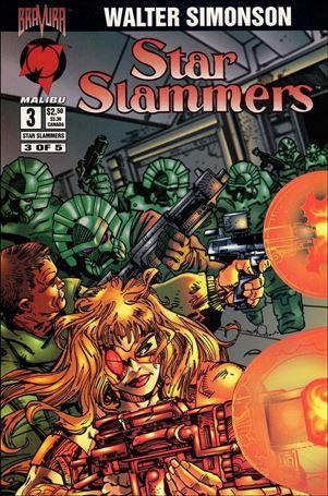 Star Slammers (1994) 3-A