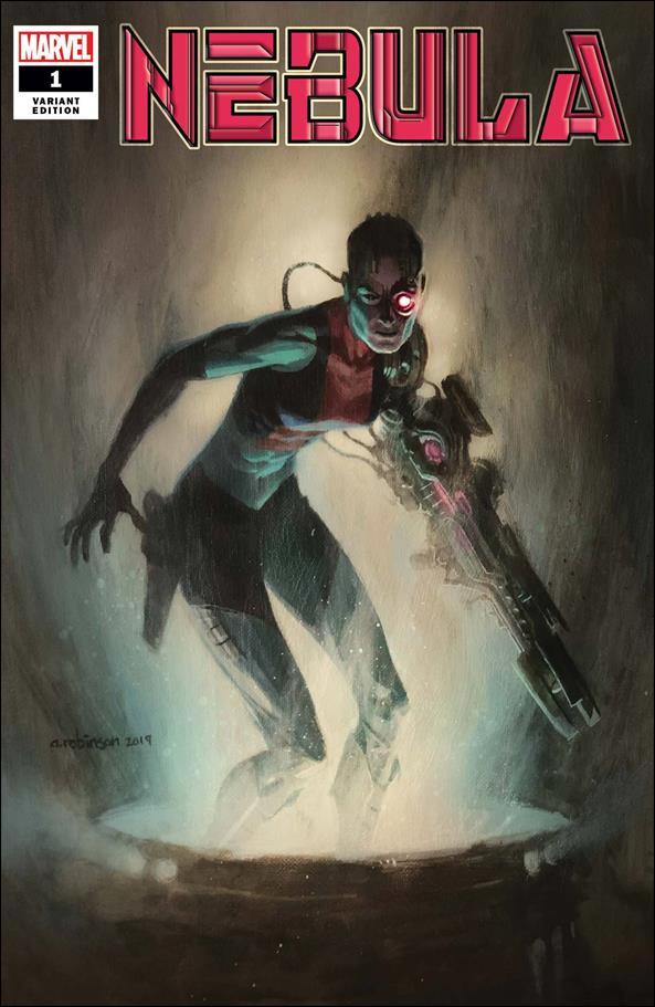 Nebula 1-C by Marvel
