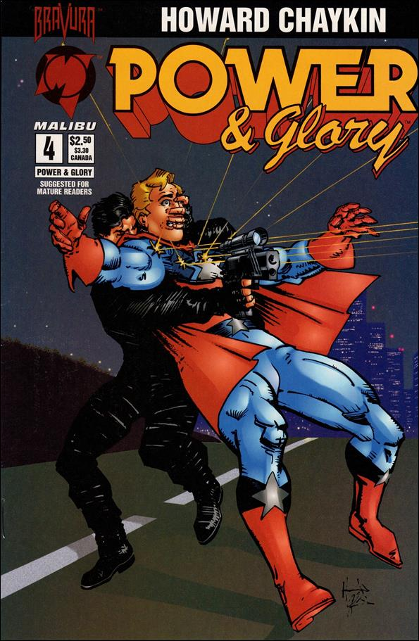 Power & Glory 4-A by Malibu