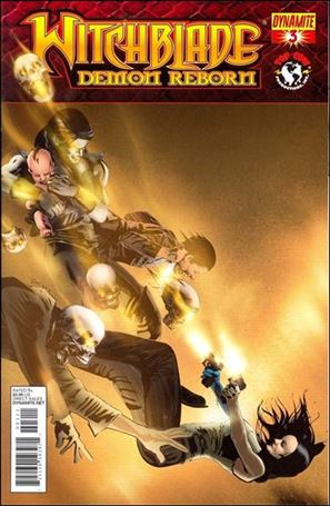 Witchblade: Demon Reborn 3-A