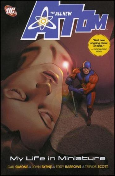 All New Atom: My Life in Miniature nn-A by DC