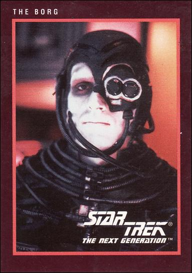 Star Trek 25th Anniversary: Series 2 (Base Set) 296-A by Impel