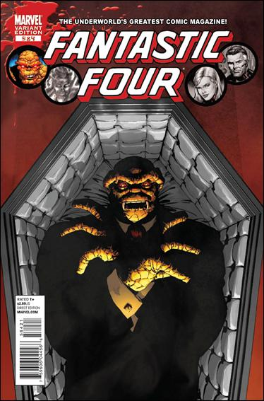 Fantastic Four (1961) 584-C by Marvel