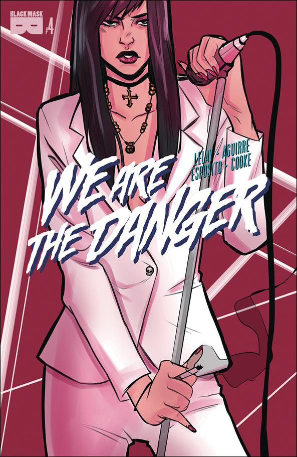 We Are The Danger 4-A by Black Mask Studios