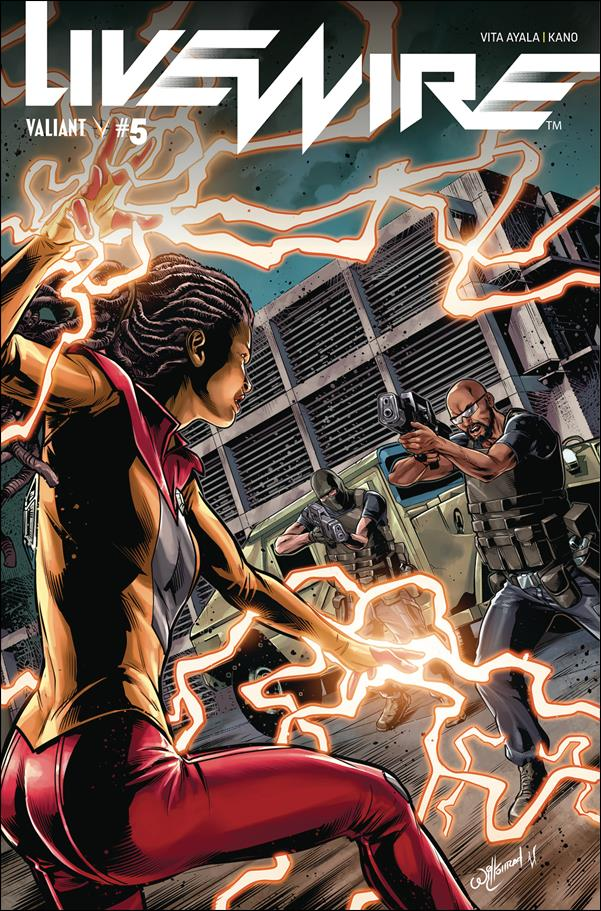 Livewire 5-B by Valiant Entertainment