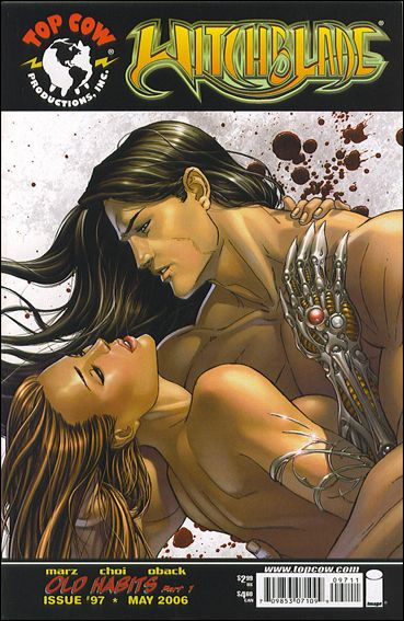 Witchblade 97-B by Top Cow