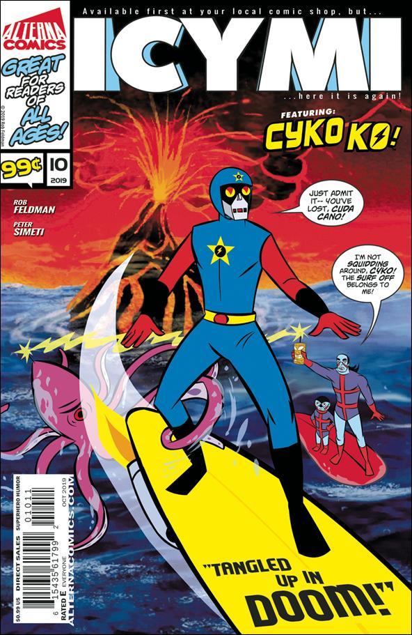 ICYMI 10-A by Alterna Comics