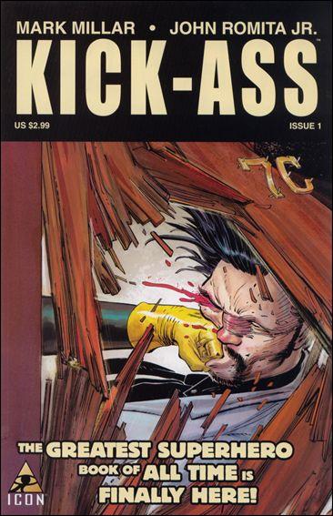 Kick-Ass (2008) 1-A by Icon