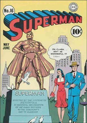 Superman (1939) 16-A