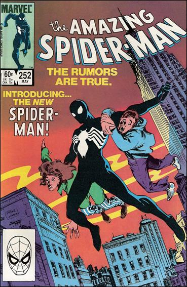 Amazing Spider-Man (1963) 252-A by Marvel