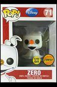 POP! Disney Zero (Glow in the Dark) Chase Edition