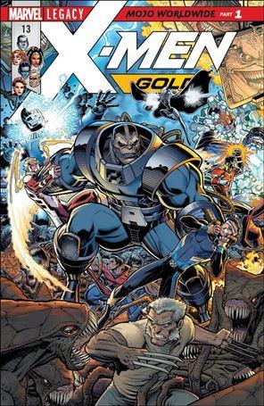X-Men: Gold (2017) 13-A