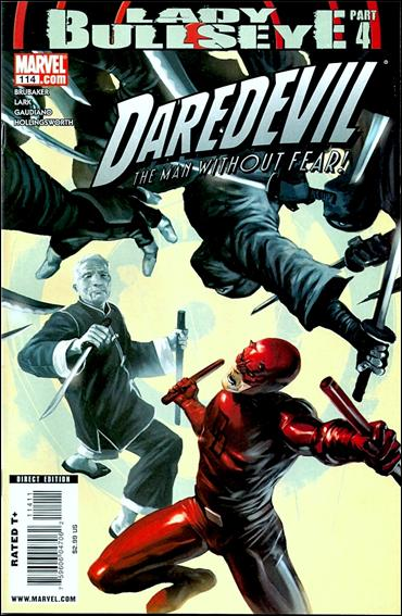 Daredevil (1998) 114-A by Marvel