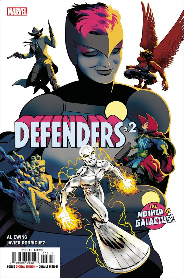 Defenders (2021) 2-A by Marvel