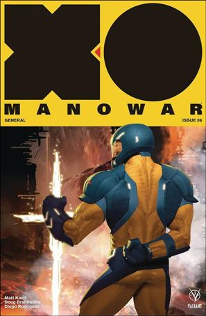X-O Manowar (2017) 6-D