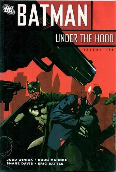 Batman: Under the Hood  2-A by DC