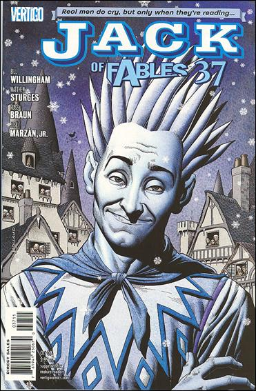 Jack of Fables 37-A by Vertigo