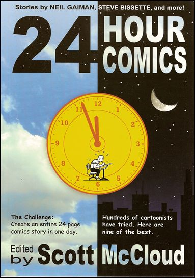 24 Hour Comics 1-A by About Comics