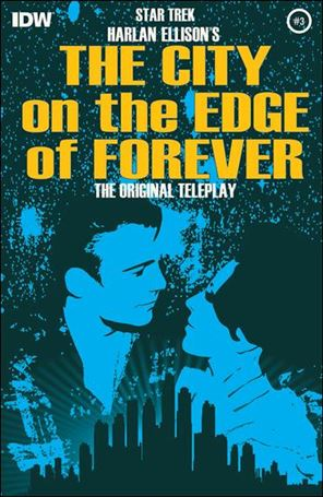 Star Trek: Harlan Ellison's Original The City on the Edge of Forever Teleplay 3-A